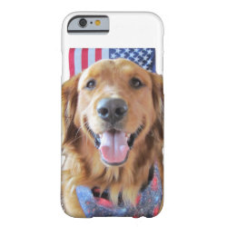 Golden Retriever iPhone  Samsung Case July 4