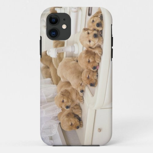 Golden Retriever; is a relatively modern and 2 Phone Case