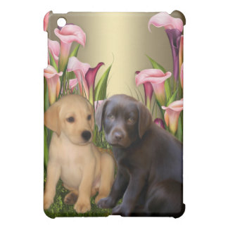 Golden Retriever Labrador Retriever  iPad Mini Cover