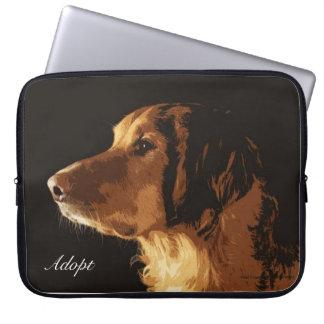 Golden Retriever Laptop Sleeves