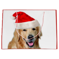 Golden Retriever Large Gift Bag