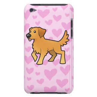 Golden Retriever Love Case-Mate iPod Touch Case