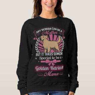 Golden Retriever Mama Sweatshirt