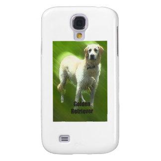 Golden Retriever Marley breed Samsung Galaxy S4 Cases