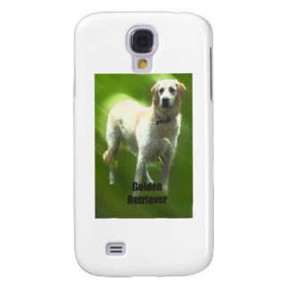 Golden Retriever Marley breed Galaxy S4 Cover