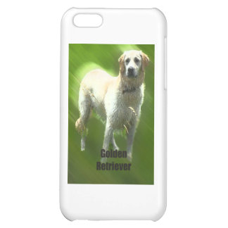 Golden Retriever Marley breed Cover For iPhone 5C