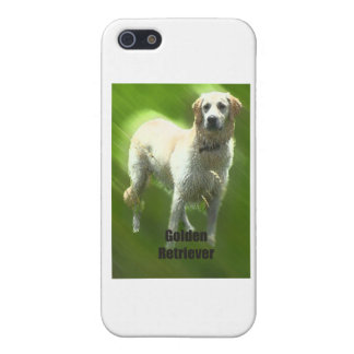 Golden Retriever Marley breed iPhone SE/5/5s Case