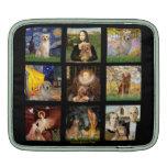 Golden Retriever Masterpieces (#1) iPad Sleeve