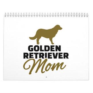 Golden Retriever Mom Calendar