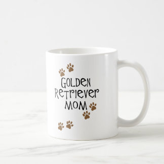 Golden Retriever Mom Coffee Mug