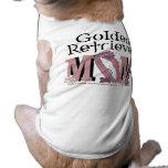 Golden Retriever Mom Dog Tshirt