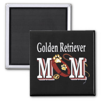 Golden Retriever Mom Gifts Magnet