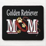 Golden Retriever Mom Gifts Mouse Mats