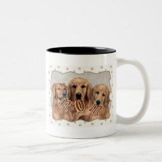 Golden Retriever MOM Gifts Coffee Mug