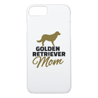 Golden Retriever Mom iPhone 8/7 Case