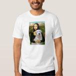 Golden retriever (Ok13) - Mona Lisa Playeras