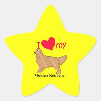 Golden retriever colcomania cuadrada