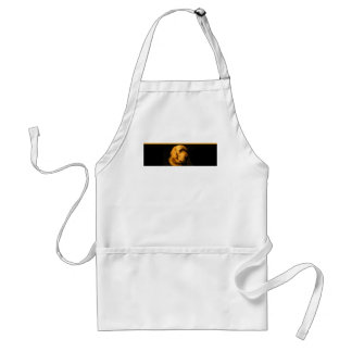 Golden Retriever Portrait Apron