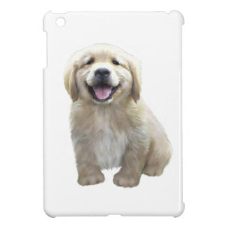 Golden Retriever Puppy 1 Cover For The iPad Mini