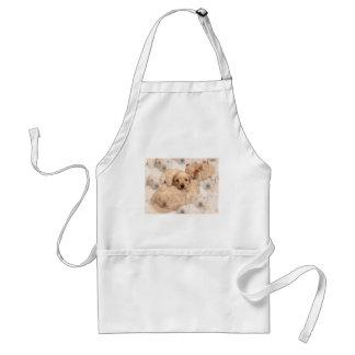 Golden Retriever Puppy Apron
