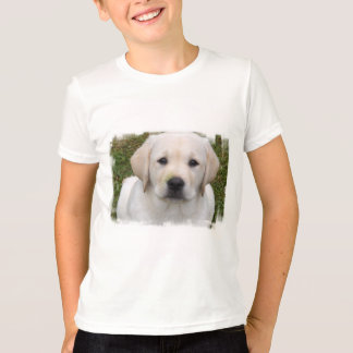 Golden Retriever Puppy Children's T-Shirt