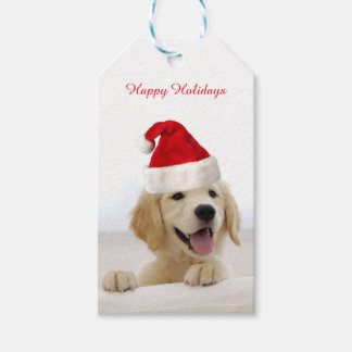 Puppy Gift Tags   Zazzle
