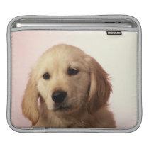 Golden Retriever Puppy Sleeve For iPads