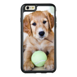 Golden Retriever Puppy Wants To Play OtterBox iPhone 6/6s Plus Case