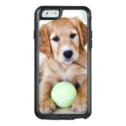 OtterBox Symmetry iPhone 6/6s Case with Golden Retriever Phone Cases design
