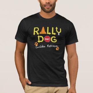 Golden Retriever Rally Dog T-Shirt