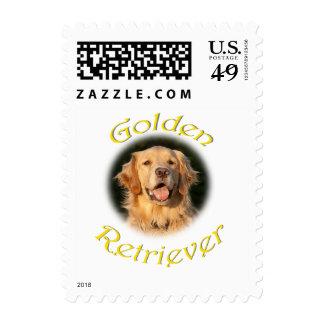 Golden retriever sellos