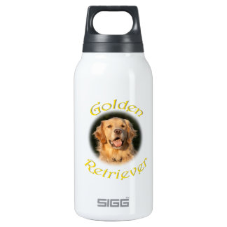 Golden Retriever SIGG Thermo 0.3L Insulated Bottle