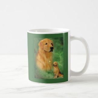 Golden Retriever Spencer Mug
