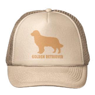 Golden Retriever Trucker Hat