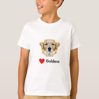 Golden Retriever Tshirt
