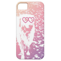 Case-Mate Vibe iPhone 5 Case with Golden Retriever Phone Cases design