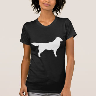 Golden Retriever (white) T Shirt