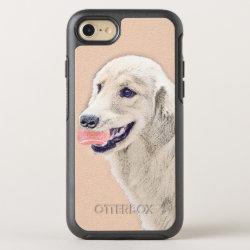 OtterBox Apple iPhone 7 Symmetry Case with Golden Retriever Phone Cases design