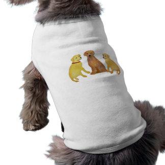 Golden Retrievers Dog Shirt