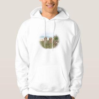 Golden Retrievers Riley & Dani Hooded Sweatshirt