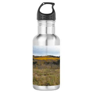 Golden Ridge of Aspen Stainless Steel Water Bottle