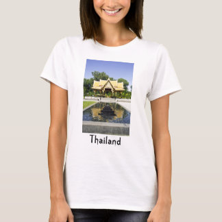Golden Roof Pavilion Thailand T-Shirt