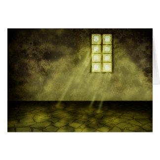 Golden Room Card