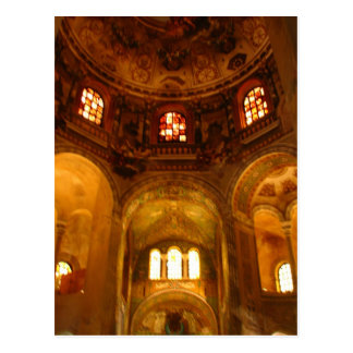 Golden Room Postcard