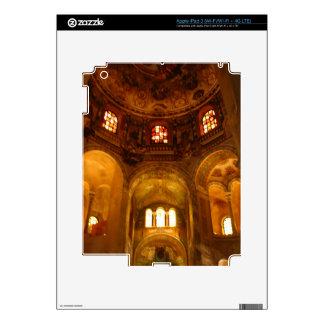 Golden Room Skin For iPad 3