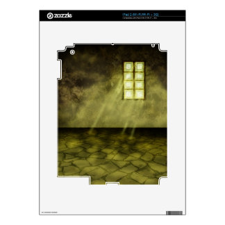 Golden Room Skin For The iPad 2
