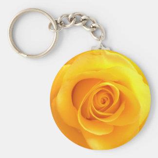 Golden Rose Keyschains Keychain