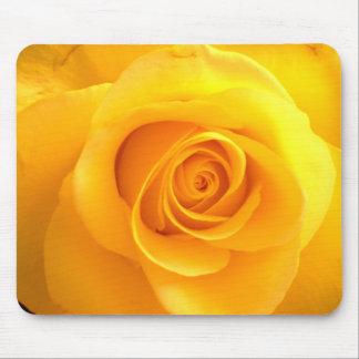 Golden Rose Mousemat Mouse Pad
