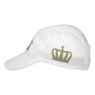 Golden Royal Crown III + your backgr. & ideas Headsweats Hat