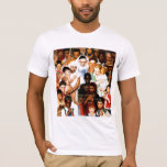 """Golden Rule (Do unto others) by Norman Rockwell T-Shirt<br><div class=""""desc"""">Golden Rule (Do unto others) by Norman Rockwell 